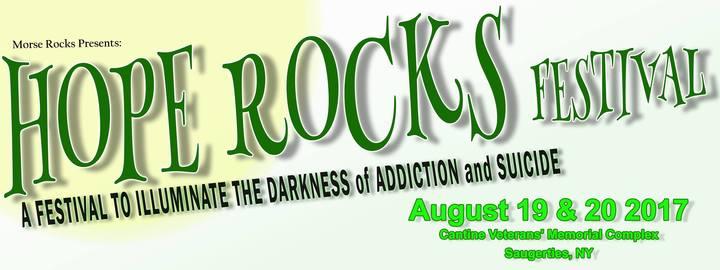 Frank Palangi @ Hope Rocks Festival - Saugerties, NY