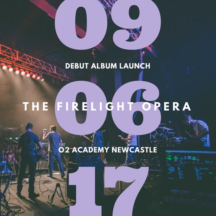 The Firelight Opera @ Steels Club - Sunderland, United Kingdom