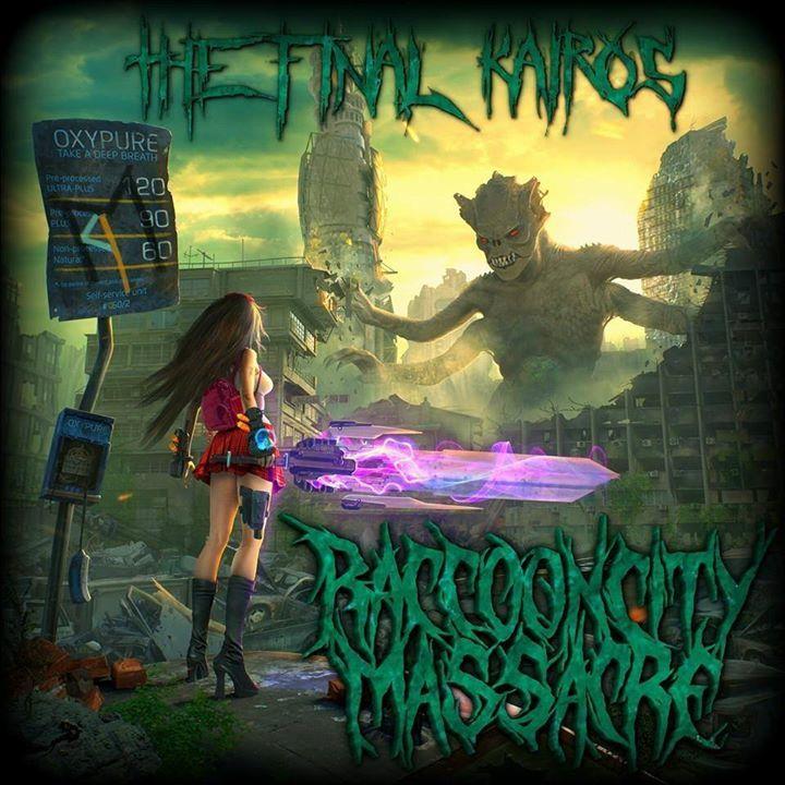 Raccoon City Massacre Tour Dates