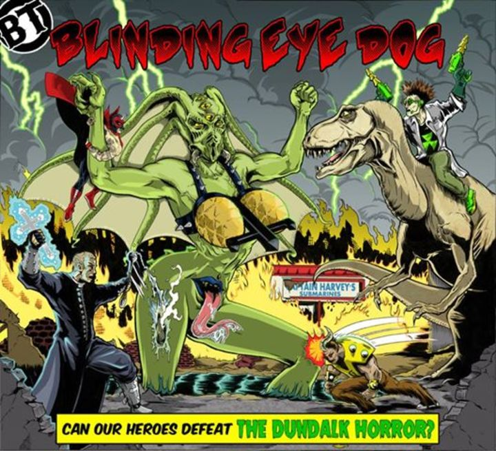 Blinding Eye Dog Tour Dates