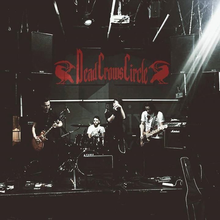 Dead Crows Circle Tour Dates