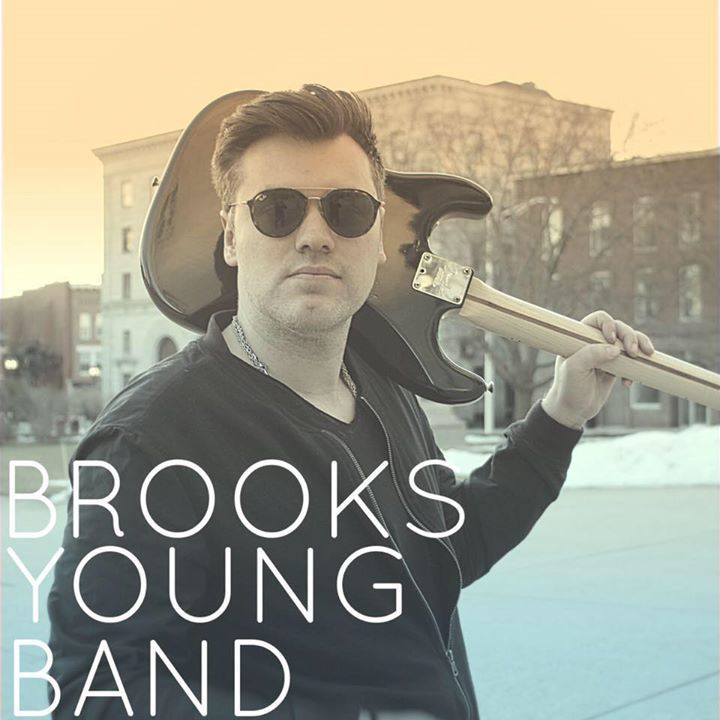 Brooks Young Band Tour Dates