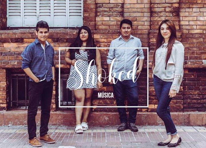 Shoked Música Tour Dates