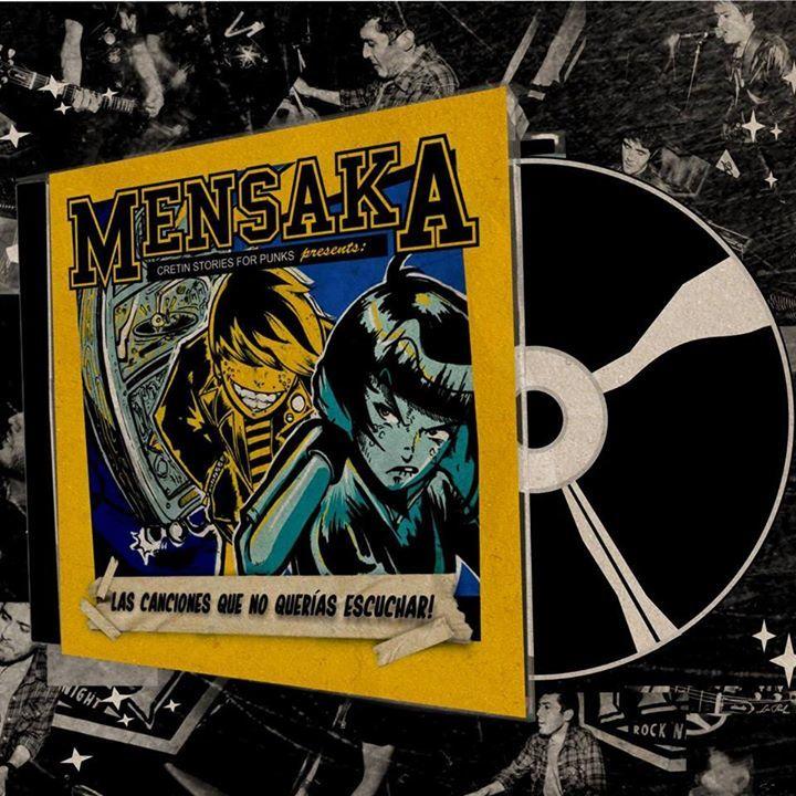 Mensaka Tour Dates