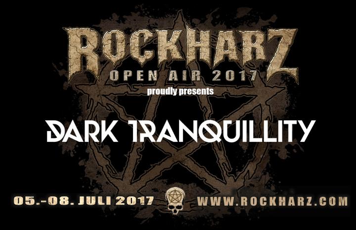 Dark Tranquillity @ Rockharz Festival - Harzgerode, Germany