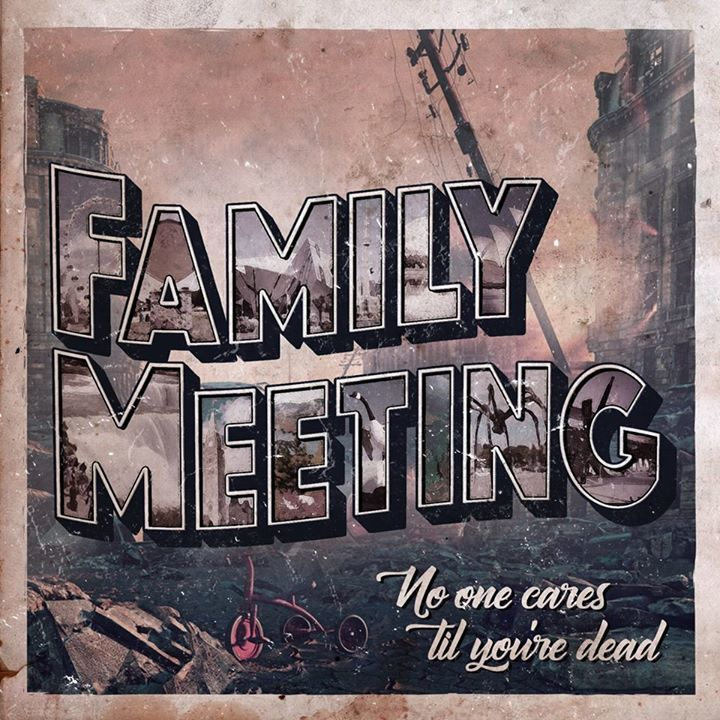 Family Meeting Tour Dates