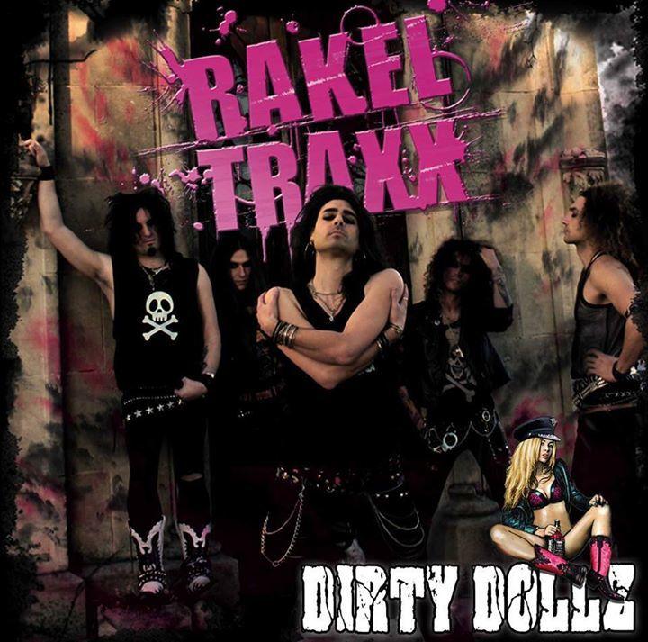 RAKEL TRAXX Official Tour Dates