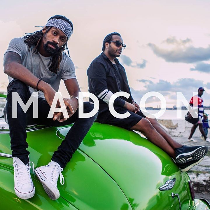 Madcon Tour Dates