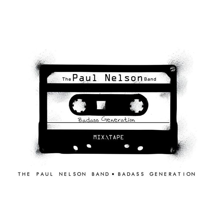 The Paul Nelson Band Tour Dates