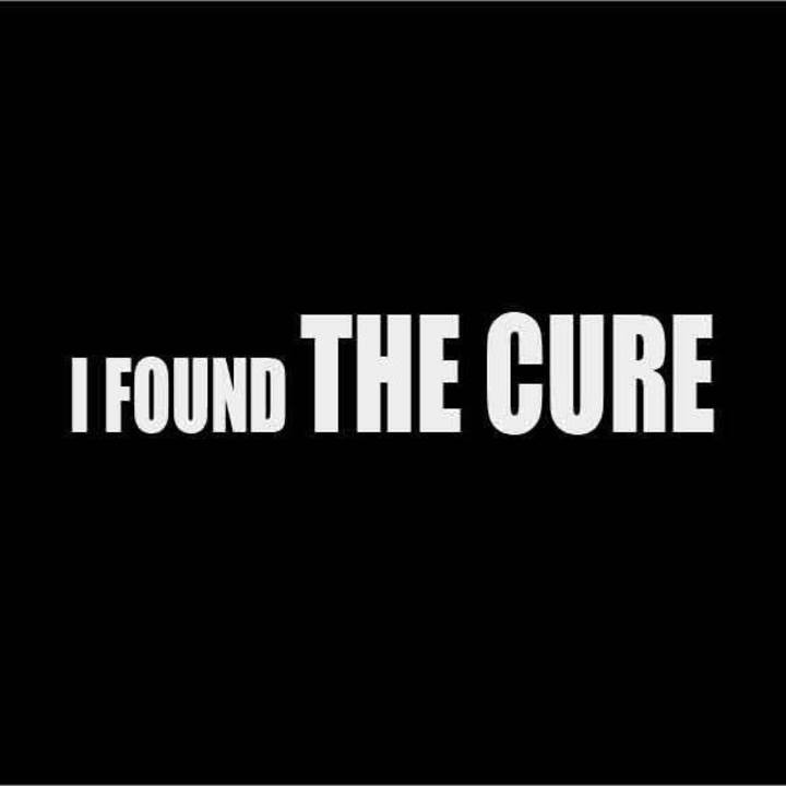 I Found The Cure Tour Dates
