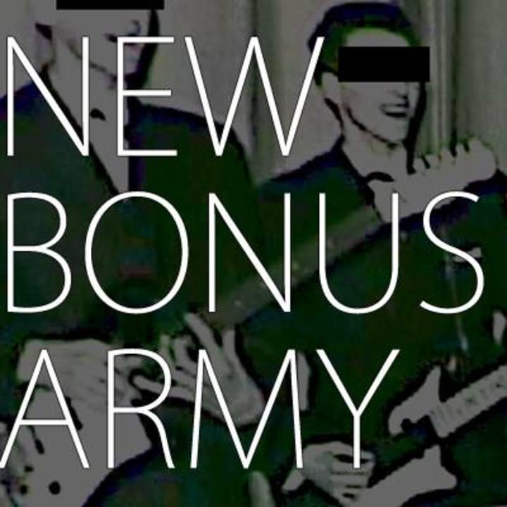 New Bonus Army Tour Dates