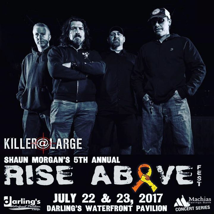 Killer at Large Tour Dates