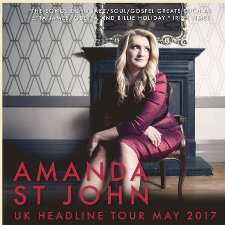 Amanda St John Music @ Tues Night Music Club - Hooley, United Kingdom