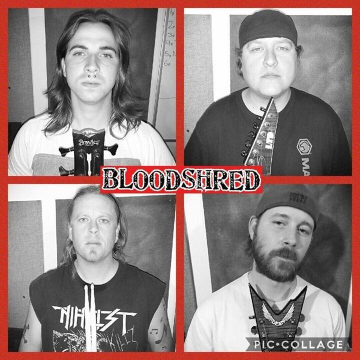 Bloodshred Tour Dates