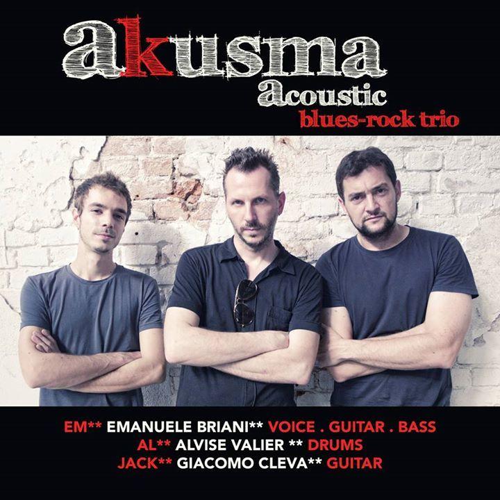 Akusma Acoustic Tour Dates