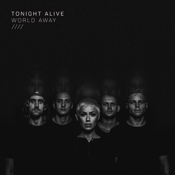 Tonight Alive @ The Warfield - San Francisco, CA