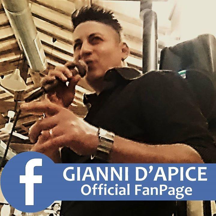 Gianni D'Apice-Off.FanPage- Tour Dates