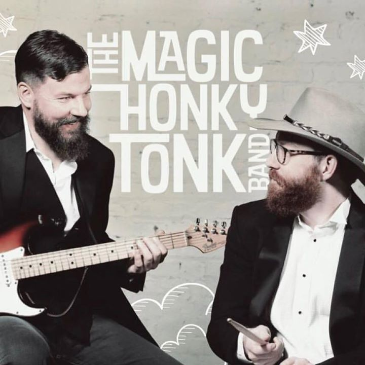 The Magic Honky Tonk Band Tour Dates
