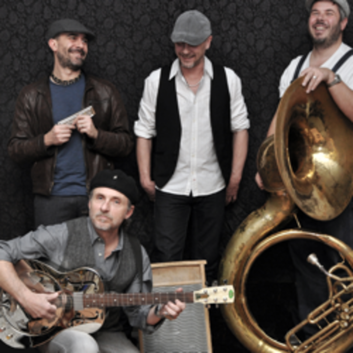 Marco Marchi & The Mojo Workers @ Herzbaracke - Thalwil, Switzerland