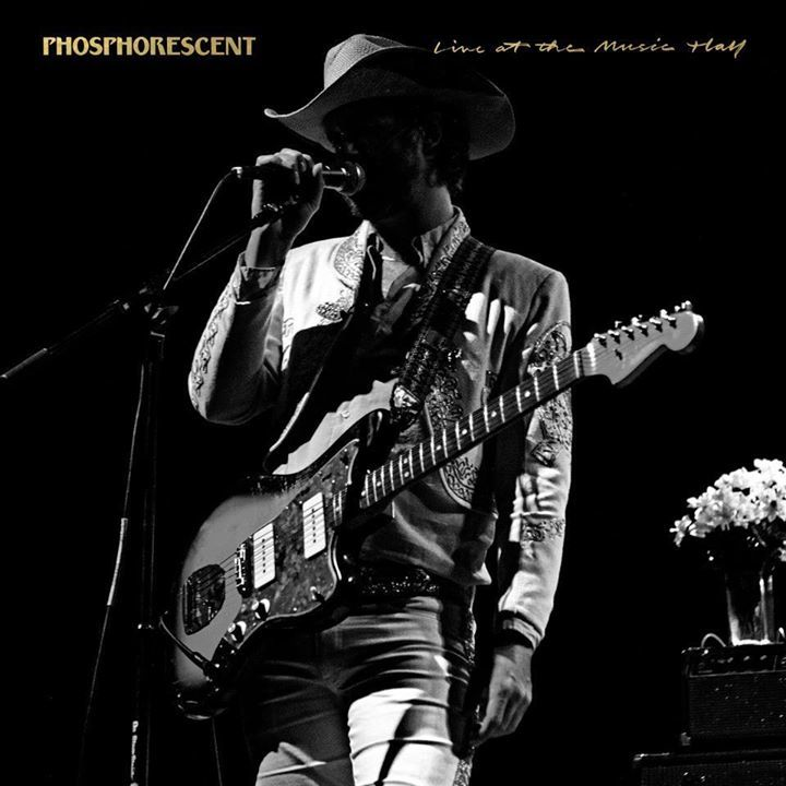 Phosphorescent @ House of Blues - Cambridge Room - Dallas, TX