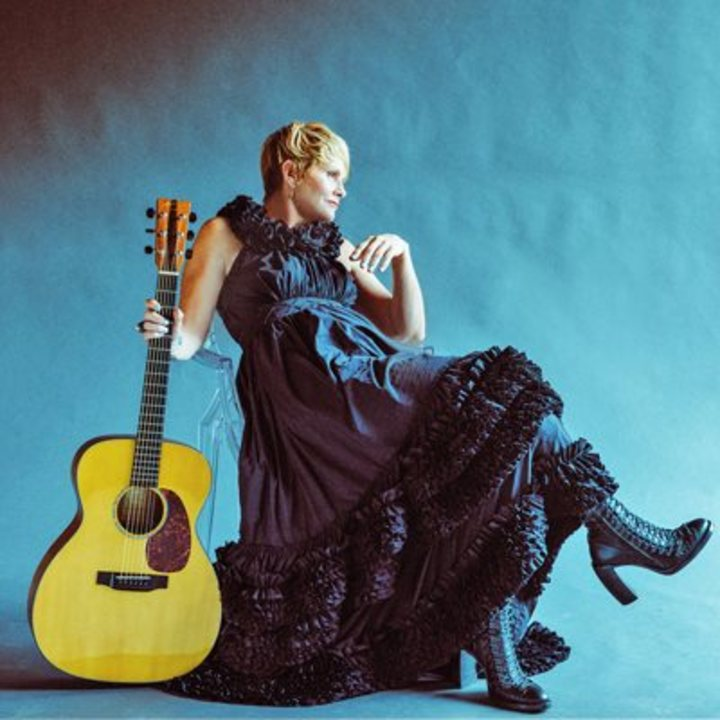 Shawn Colvin @ KCD Theater - Louisville, KY
