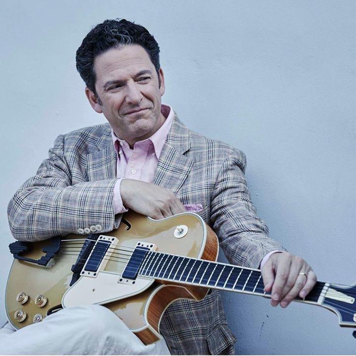 John Pizzarelli @ Scullers Jazz Club  - Allston, MA