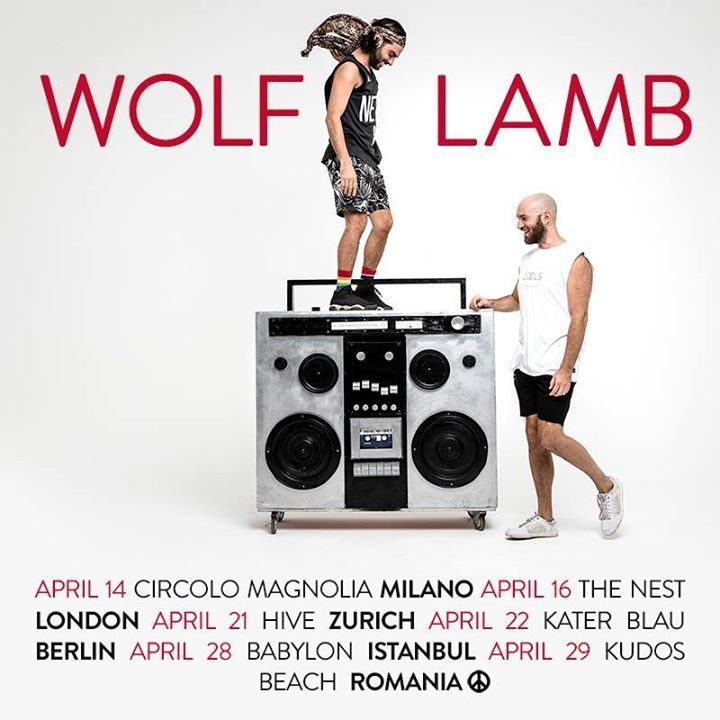 Wolf + Lamb Tour Dates