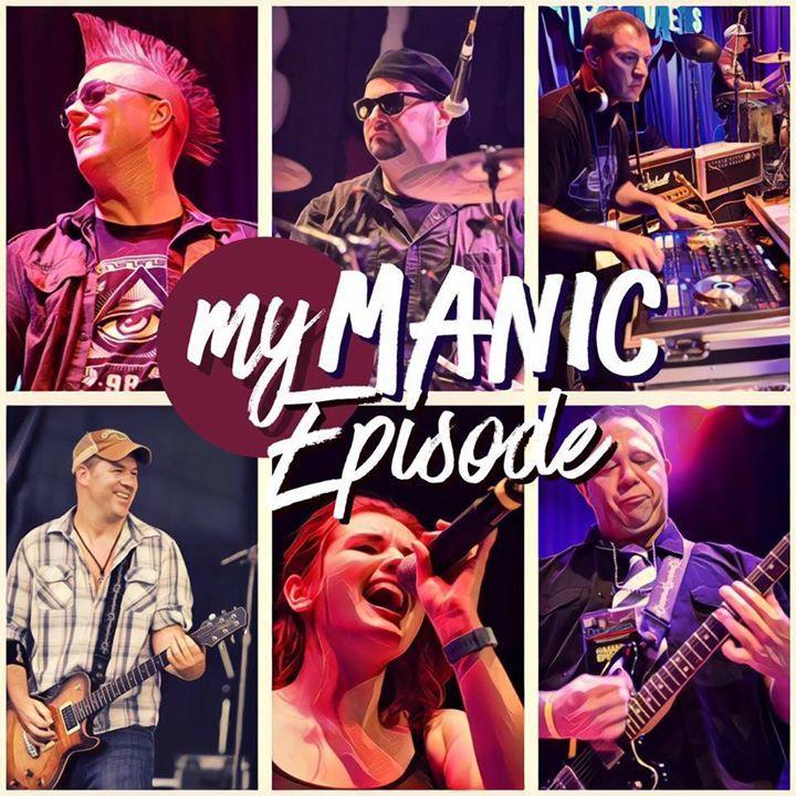 My Manic Episode Tour Dates
