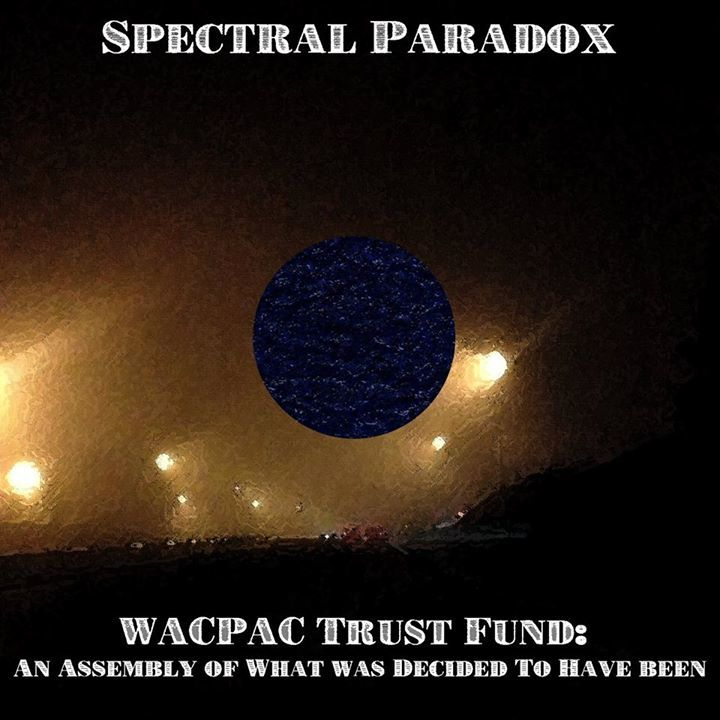 Spectral Paradox Tour Dates