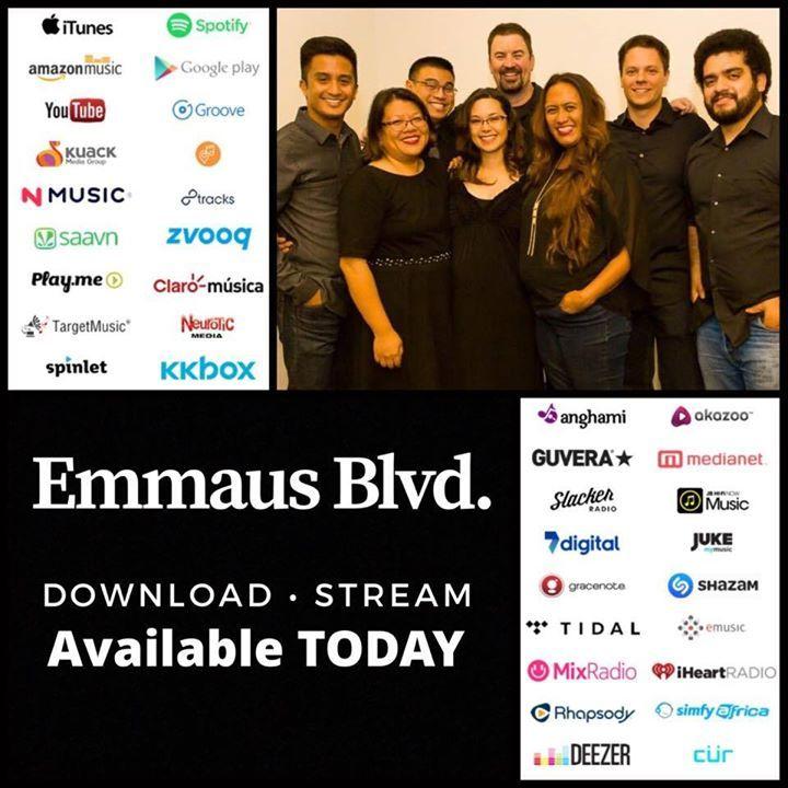 Emmaus Blvd. @ Good Shepherd Parish - San Diego, CA