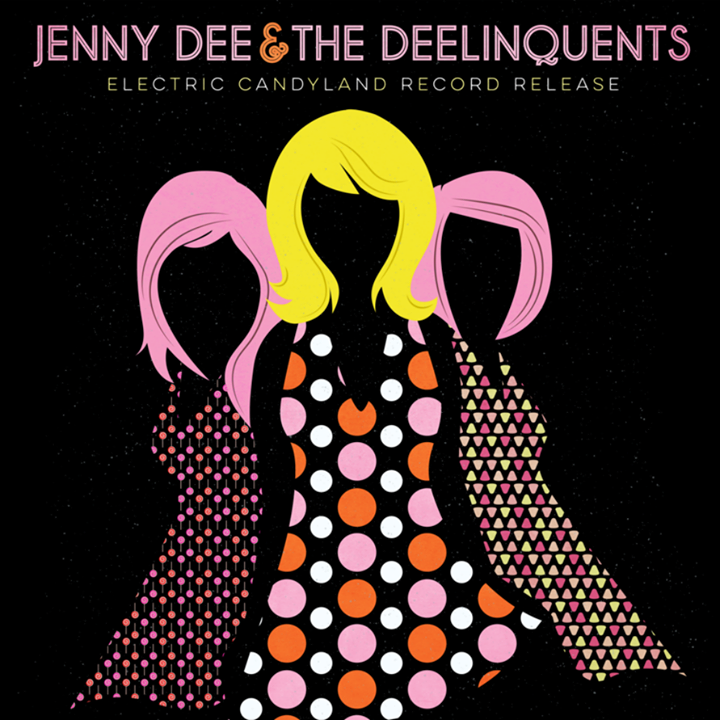 Jenny Dee & The Deelinquents Tour Dates