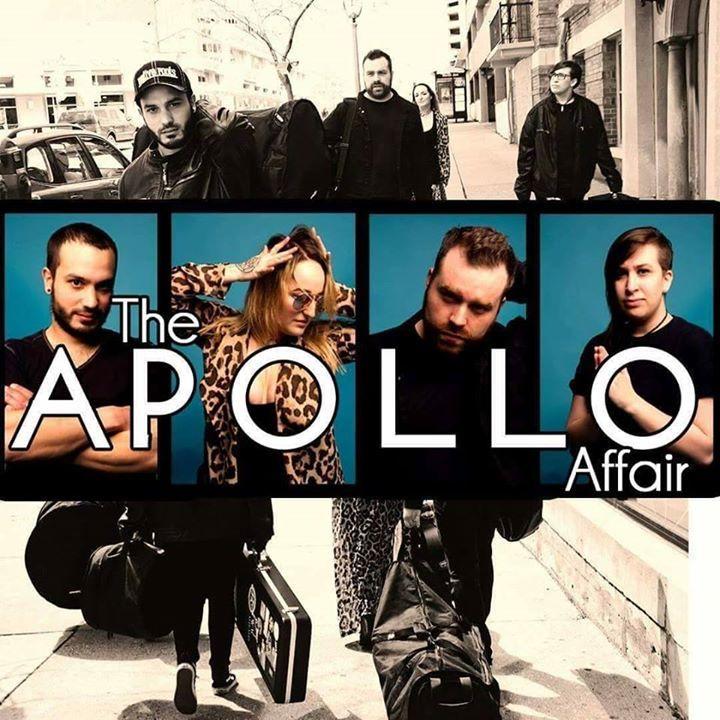 The Apollo Affair Tour Dates
