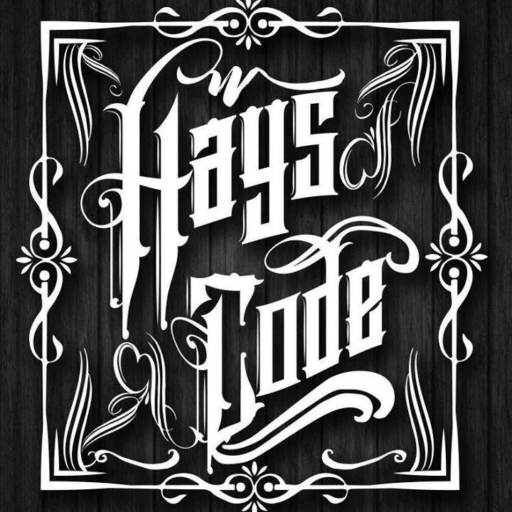 Hays Code Tour Dates