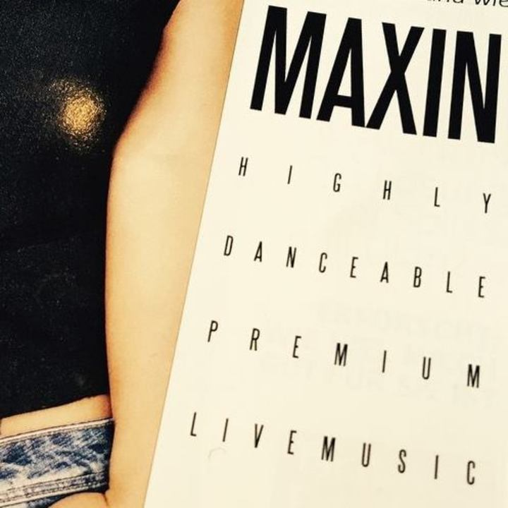 Maxin Tour Dates