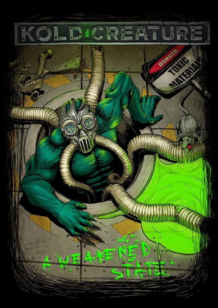 Kold Creature Tour Dates