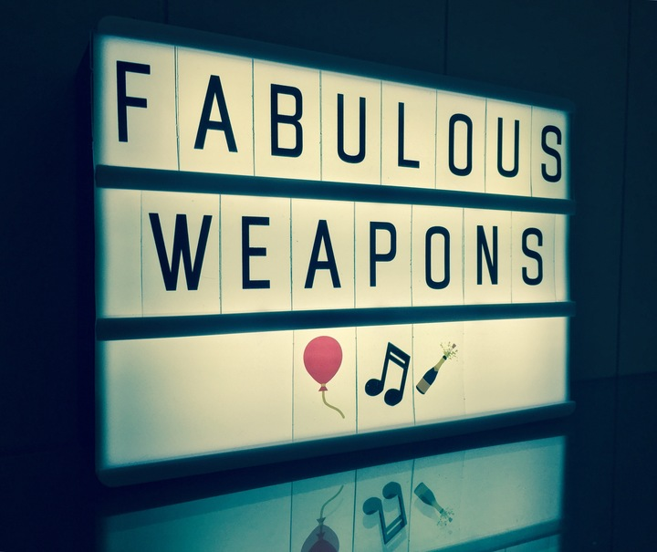 Fabulous Weapons Tour Dates