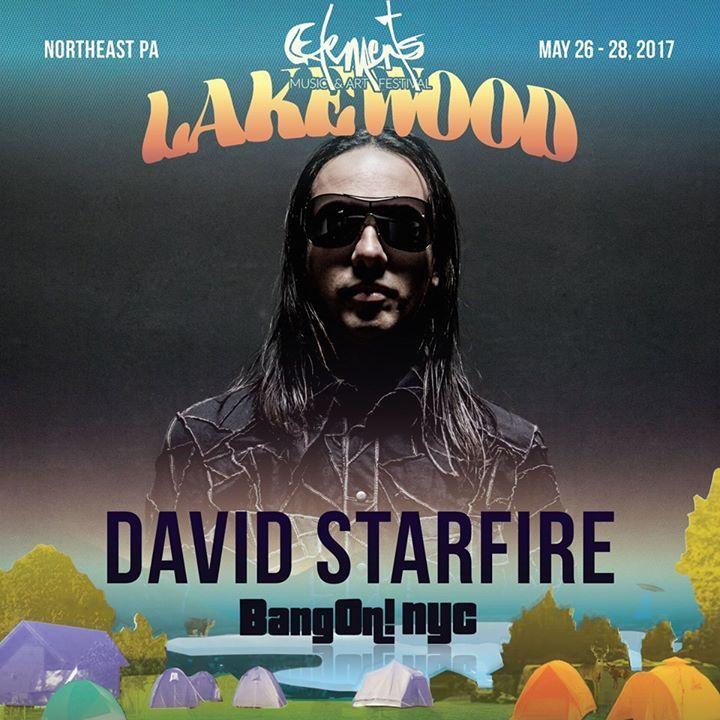 David Starfire Music Tour Dates