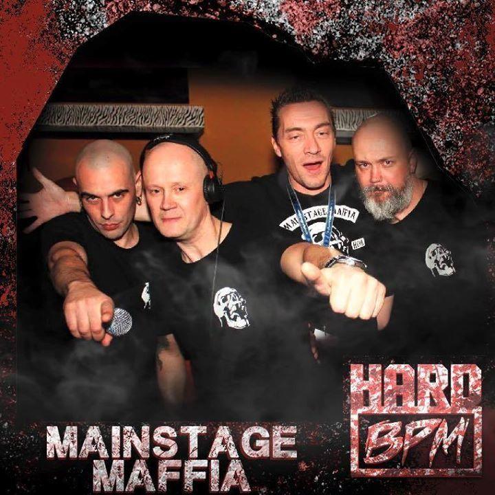Mainstage Maffia @ Attic Music Club - Ahaus, Germany