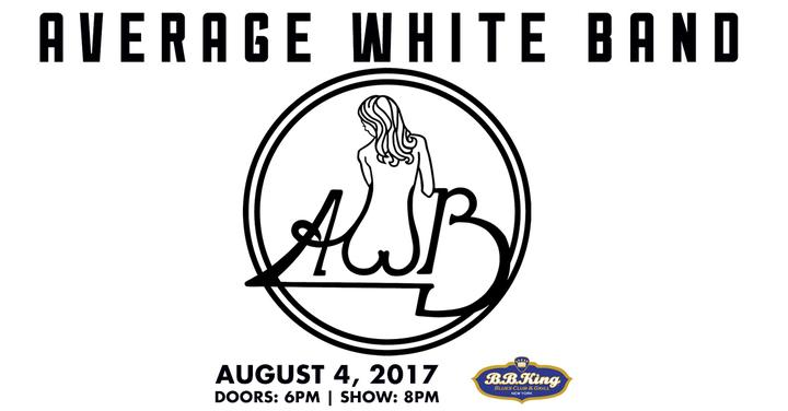 Average White Band @ B.B. King Blues Club & Grill - New York, NY