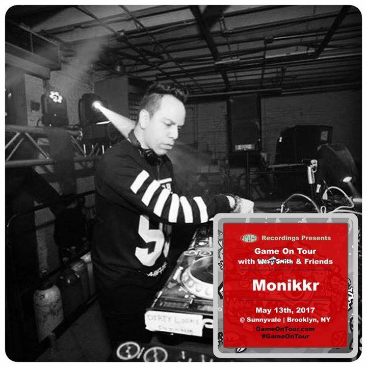 Monikkr Tour Dates