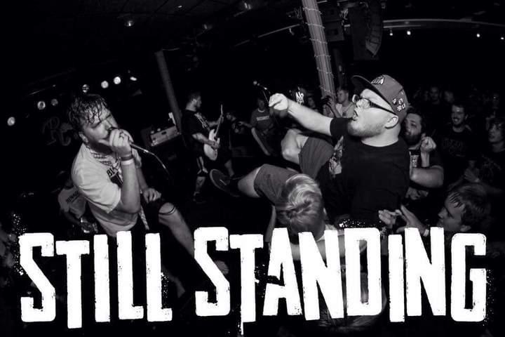 Still Standing (Hardcore) @ Blue Moose Tap House - Iowa City, IA