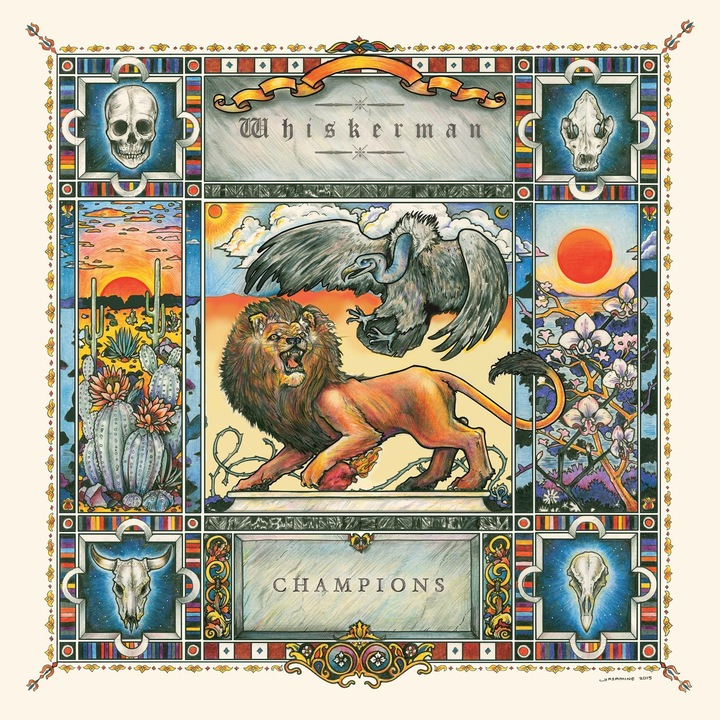 Whiskerman Tour Dates