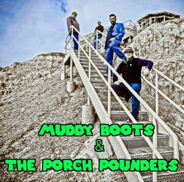 Muddy Boots and the Porch Pounders Tour Dates