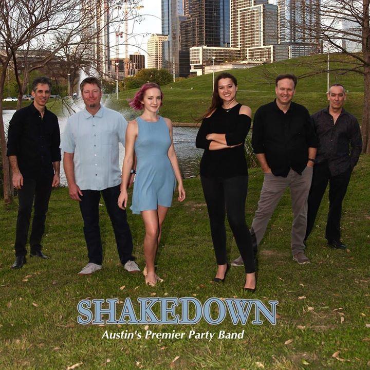 Shakedown Band Austin Tour Dates
