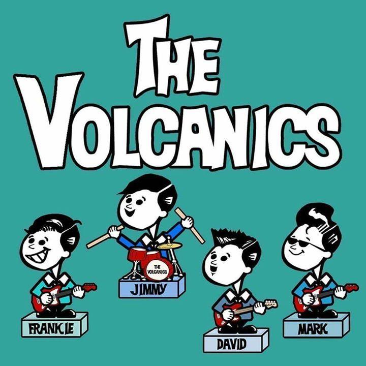 The Volcanics @ FairviewCon in San Gabriel - San Gabriel, CA