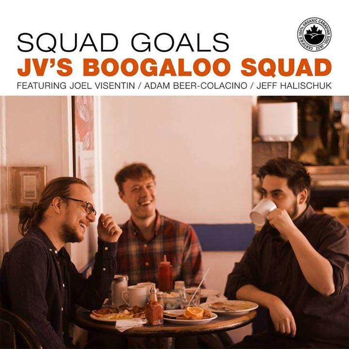 JV's Boogaloo Squad Tour Dates