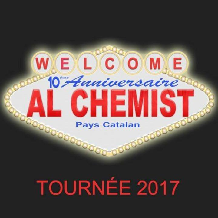 Al Chemist @ CARREAU DE LA MINE - Arles-Sur-Tech, France