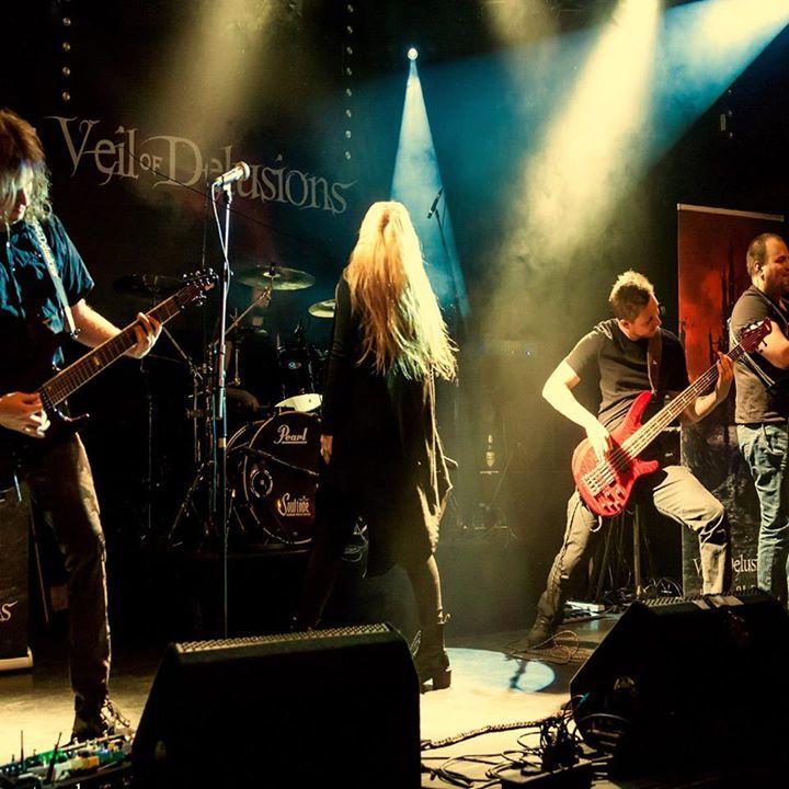 Veil Of Delusions Tour Dates