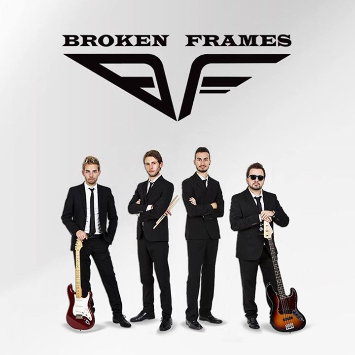 The Broken Frames Tour Dates