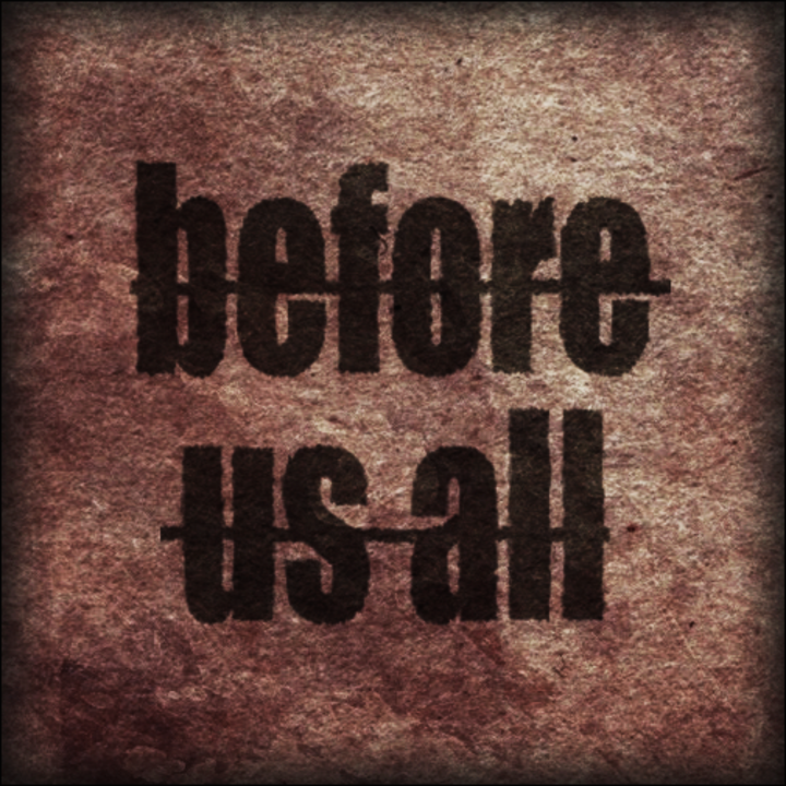 Before Us All Tour Dates